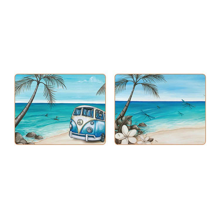 Cinnamon Paddle Bliss Coasters Set of 6 image #4