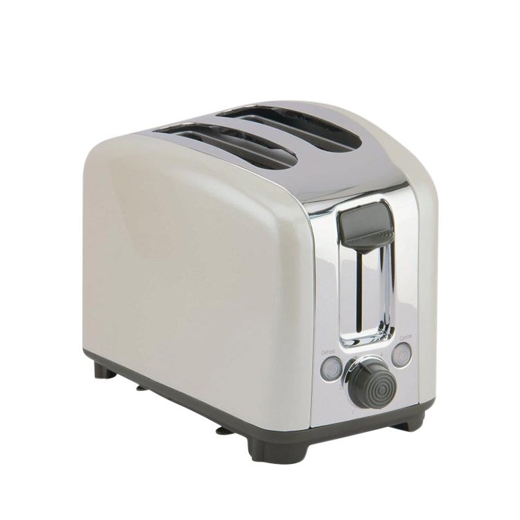 Circulon Traditional 2 Slice Toaster Almond