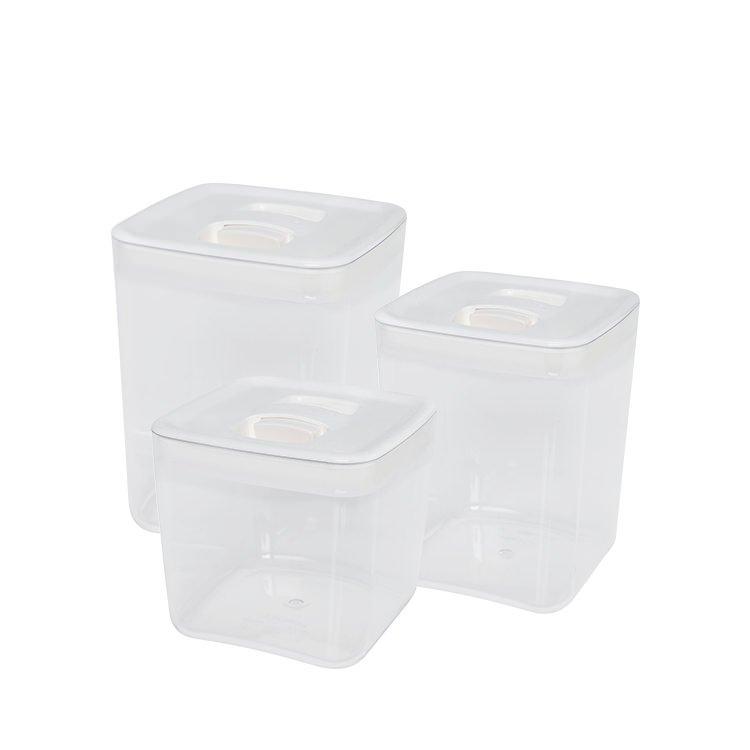 Click Clack Space Cube Large 3pc Set