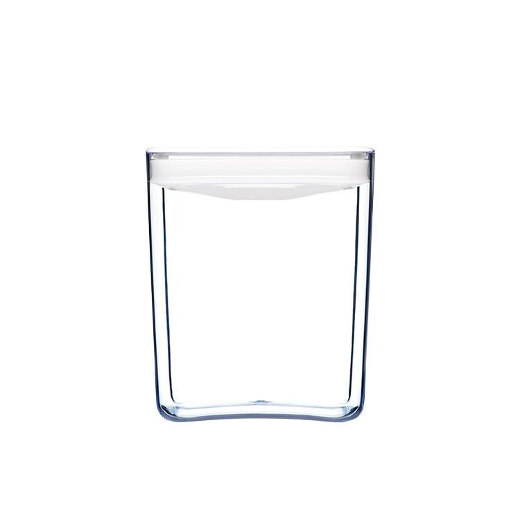 ClickClack Pantry Cube Container w/ White Lid 2.8L
