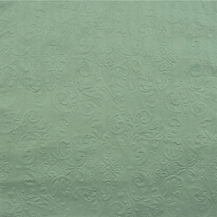 Coastal Classics 3ply Embossed Napkin 20pk Green