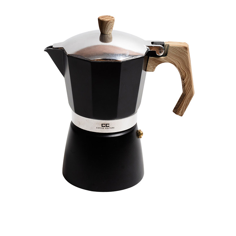 Coffee Culture Coffee Maker 9 Cup Black