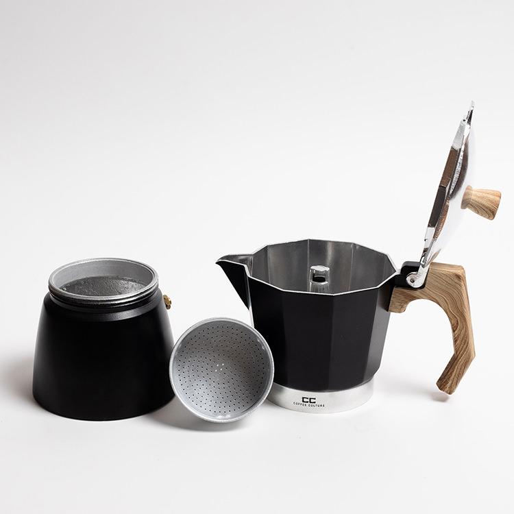 Coffee Culture Coffee Maker 9 Cup Black