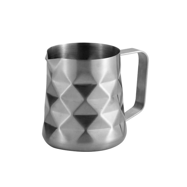 Coffee Culture Milk Frothing Jug 350ml Stainless Steel