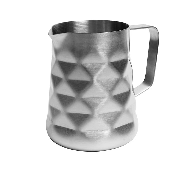 Coffee Culture Milk Frothing Jug 600ml Stainless Steel