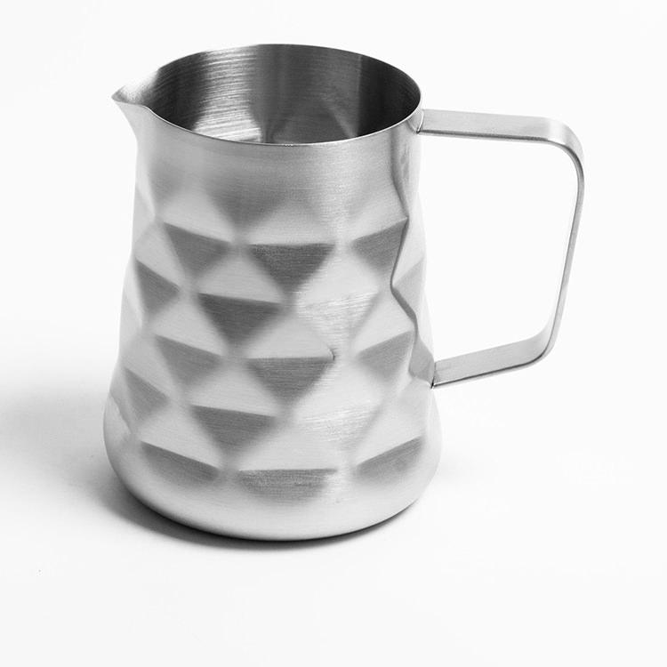 Coffee Culture Milk Frothing Jug 600ml Stainless Steel