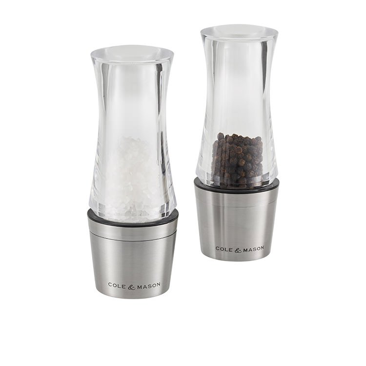 Cole & Mason Salt and Pepper Downton Set 14cm