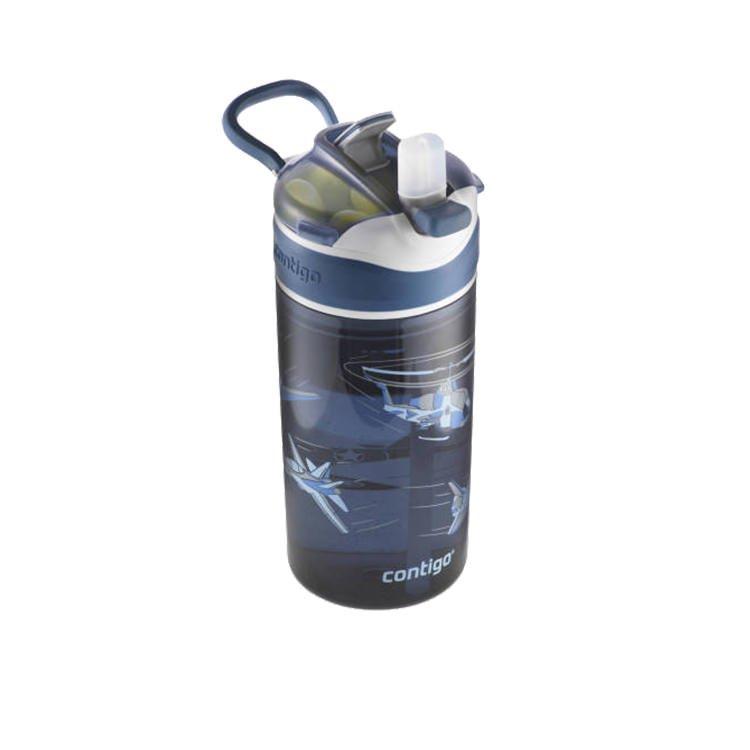 Contigo Sip & Snack Autospout Drink Bottle 384ml Jets