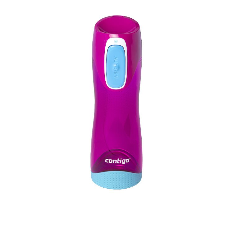 Contigo Swish Autoseal Water Bottle Magenta