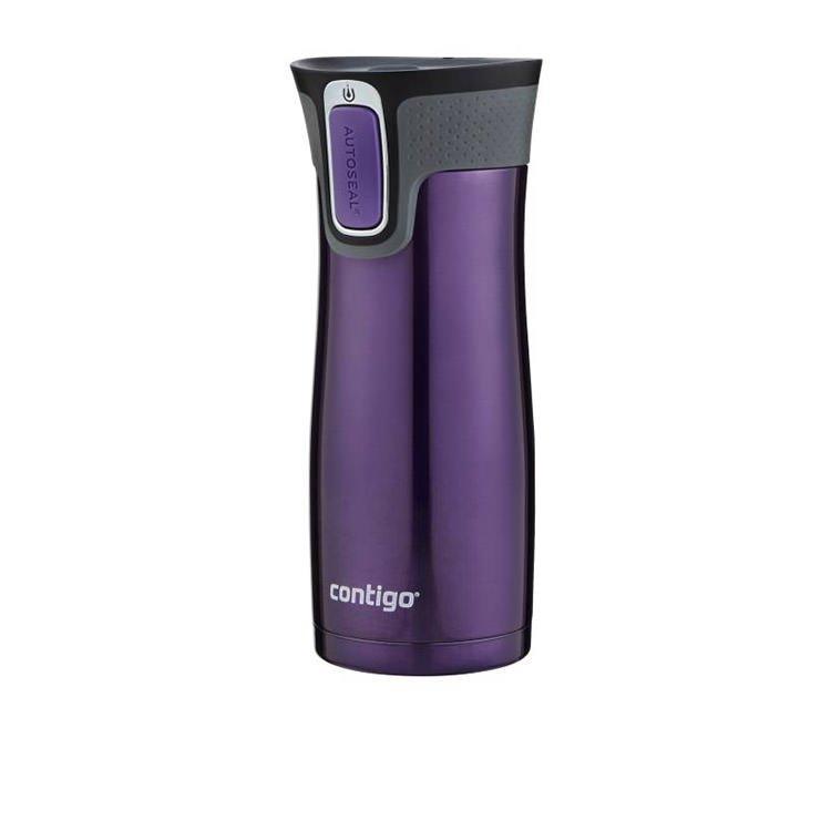 Contigo Westloop Autoseal Travel Mug 473ml Violet image #2