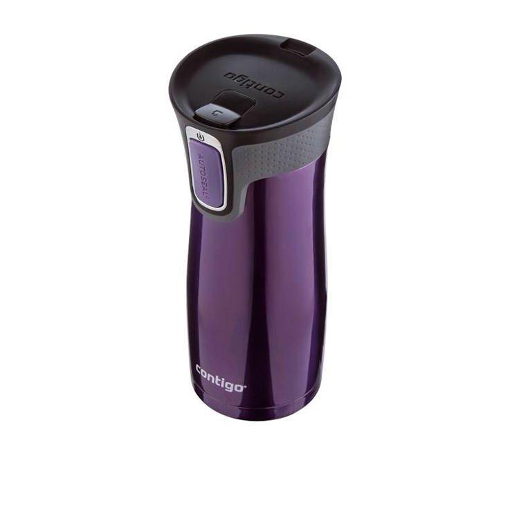 Contigo Westloop Autoseal Travel Mug 473ml Violet image #3