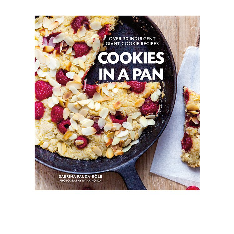 Cookies In A Pan By Sabrina Fauda- Role