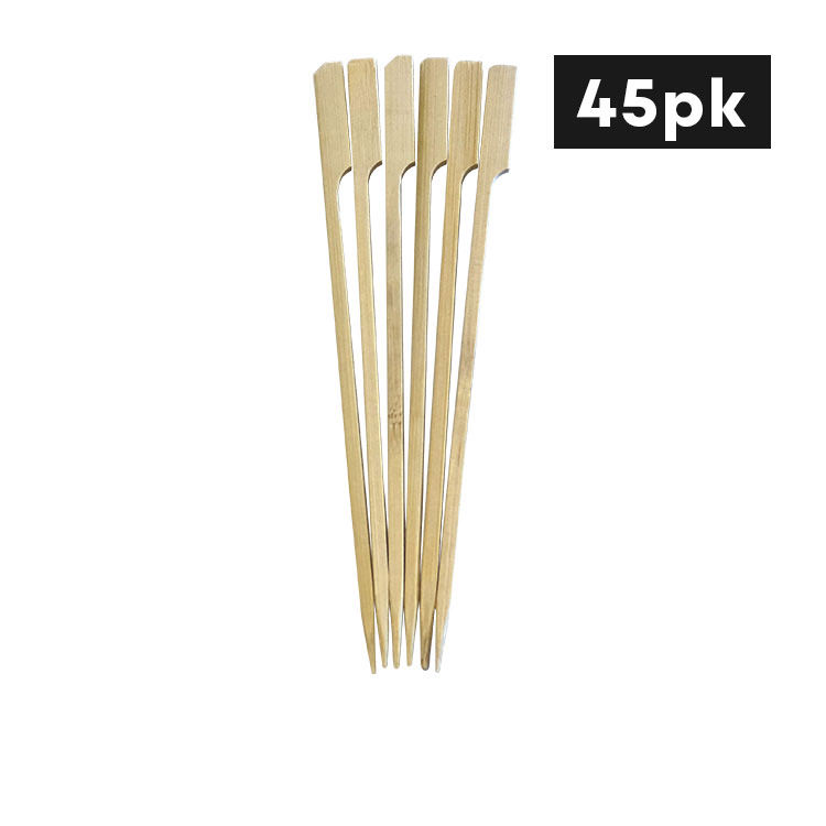 Cook's Choice Deluxe Bamboo Skewers 20cm 45pk