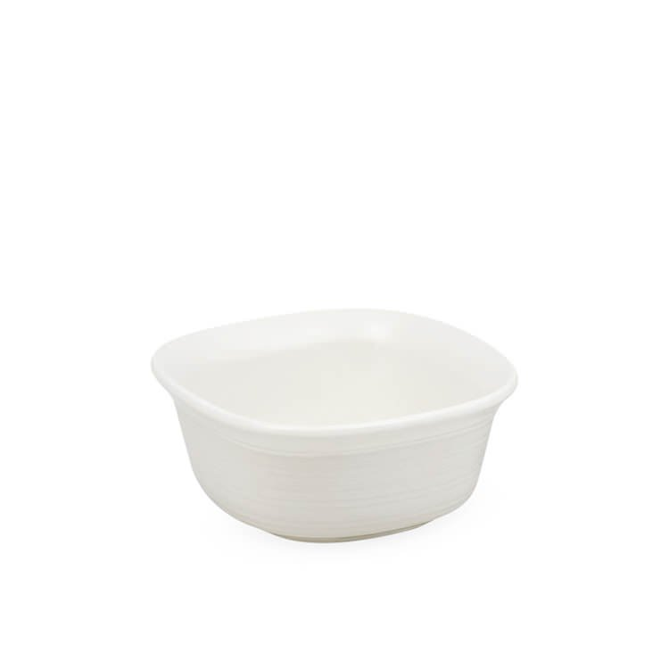 Corningware Etch White Square Baker White 590ml