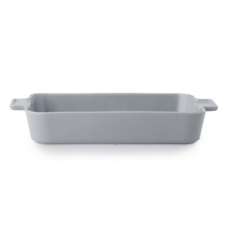 Corningware Modern Rectangular Deep Baker 25x38cm Ash Grey