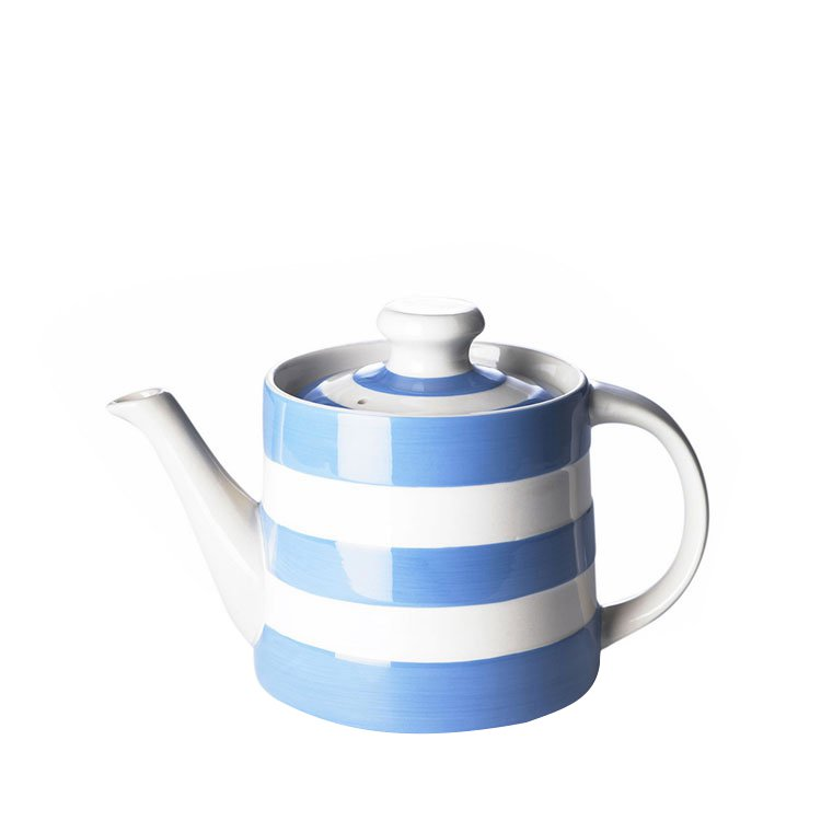 Cornish Blue Teapot 900ml
