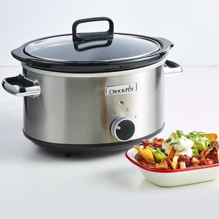 Crock-Pot Traditional Slow Cooker 3.5L