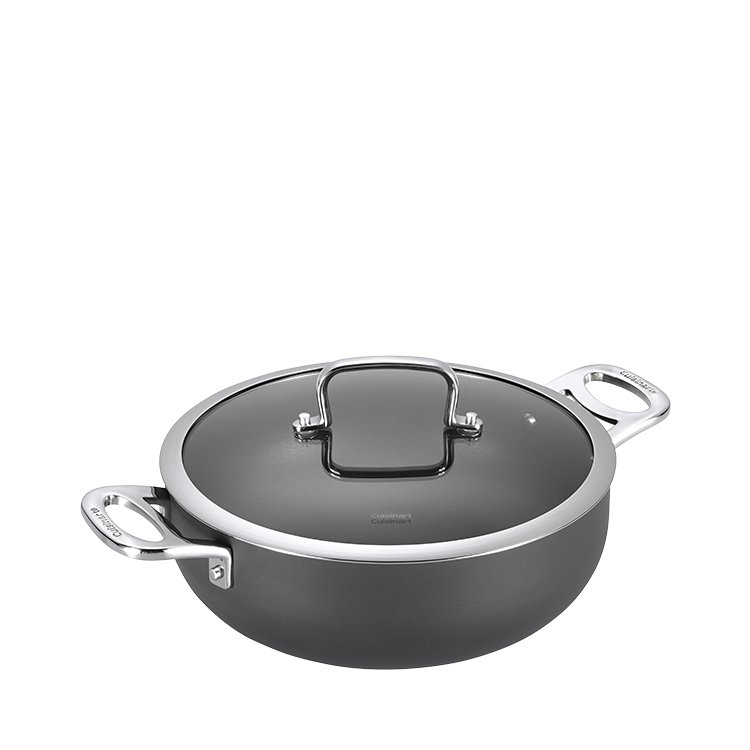 Cuisinart Chef iA+ Chef Pan with Lid 30cm