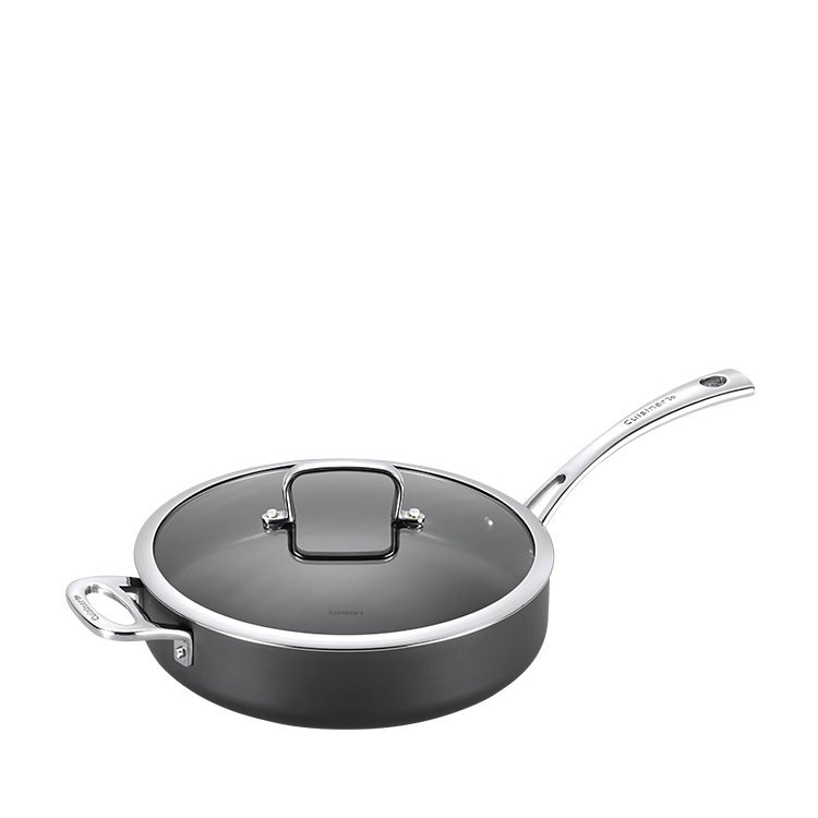 Cuisinart Chef iA+ Saute Pan with Lid 28cm