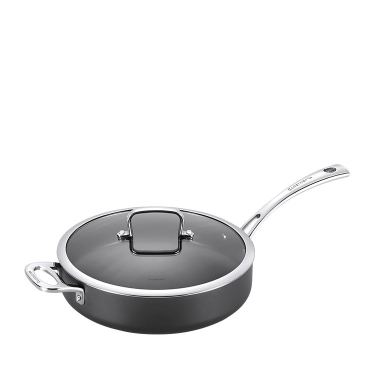 Cuisinart Chef iA+ Saute Pan with Lid 30cm