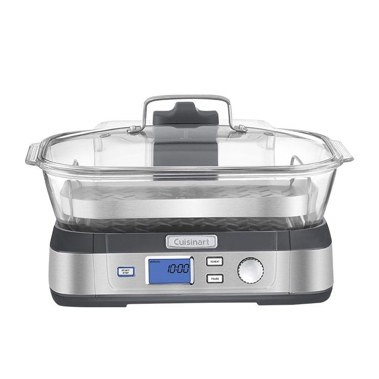 Kitchen Living Food Steamer: Cuisinart Cookfresh Digital Glass Steamer