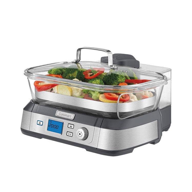 Cuisinart Cookfresh Digital Glass Steamer