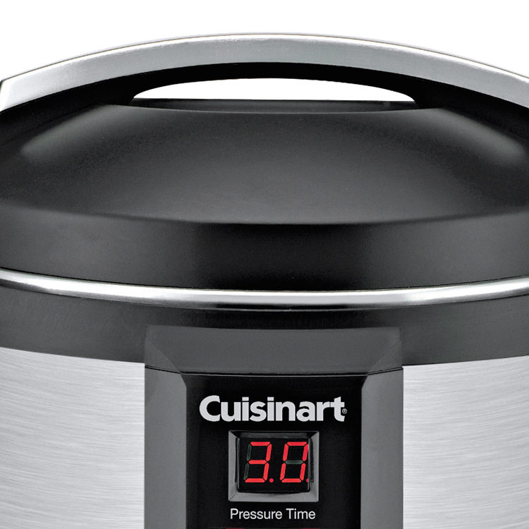 Cuisinart Electric Pressure Cooker Plus 6L
