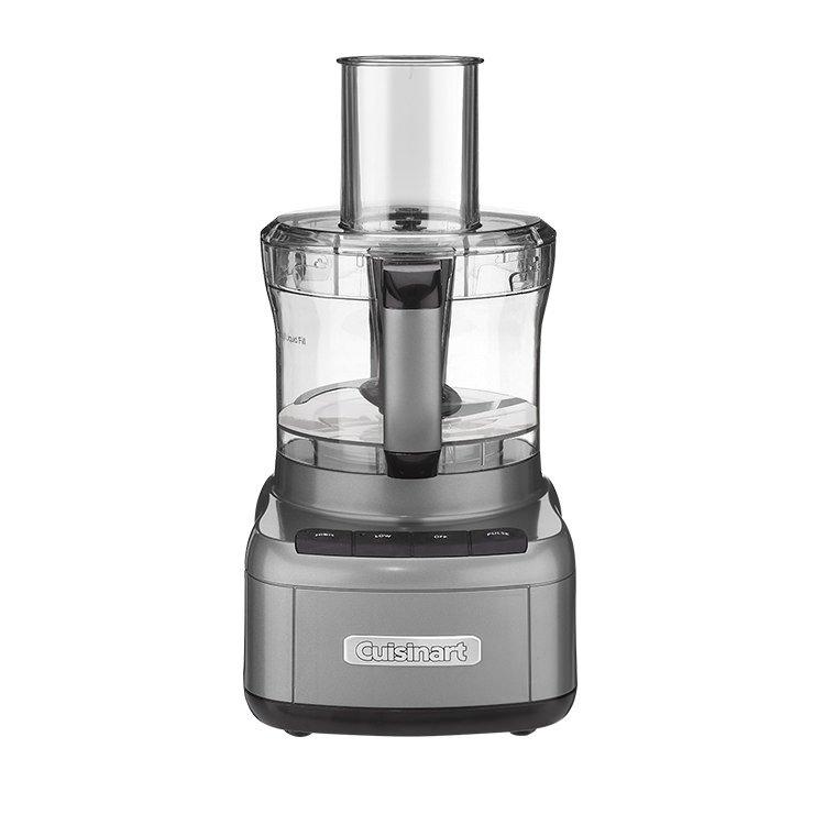Cuisinart 7 Cup Food Processor ~ Cuisinart food processor cup gun metal grey fast shipping