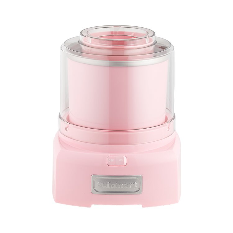 Cuisinart Ice Cream & Frozen Yoghurt Maker 1.5L Pink