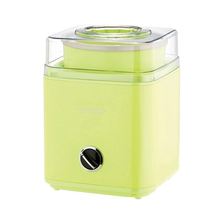 Cuisinart Ice Cream & Frozen Yoghurt Maker 2L Key Lime