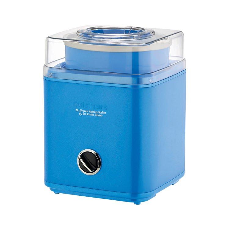 Cuisinart Ice Cream & Frozen Yoghurt Maker 2L Tropical Blue