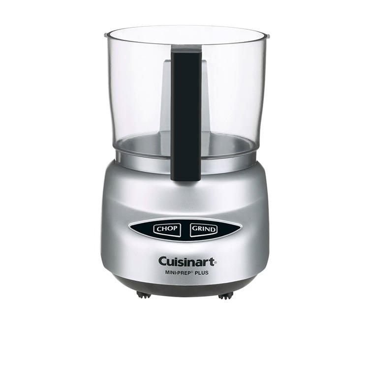 Mini Food Processor ~ Cuisinart mini prep food processor plus silver grey on