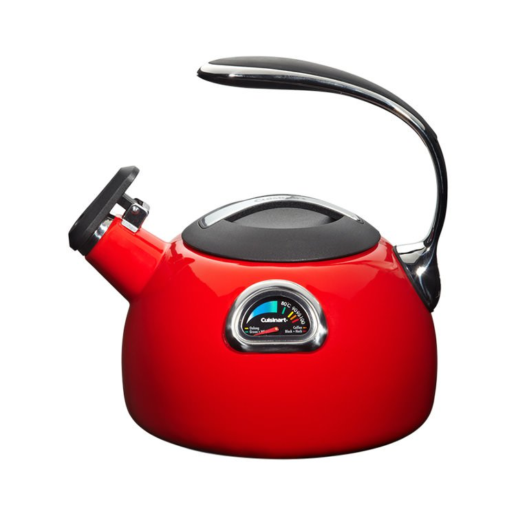 Cuisinart PerfecTemp Kettle 3L Red