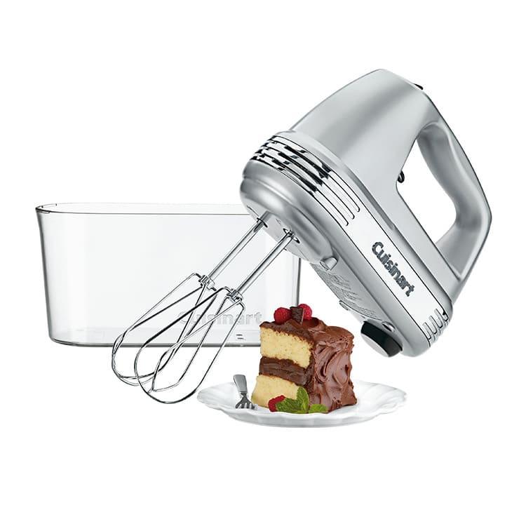 Cuisinart Power Advantage PLUS Hand Mixer Silver