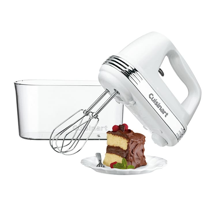 Cuisinart Power Advantage PLUS Hand Mixer White