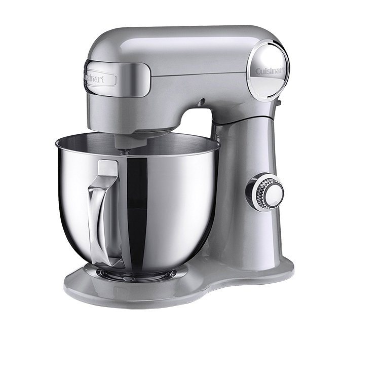 Cuisinart Precision Master Stand Mixer Brushed Chrome