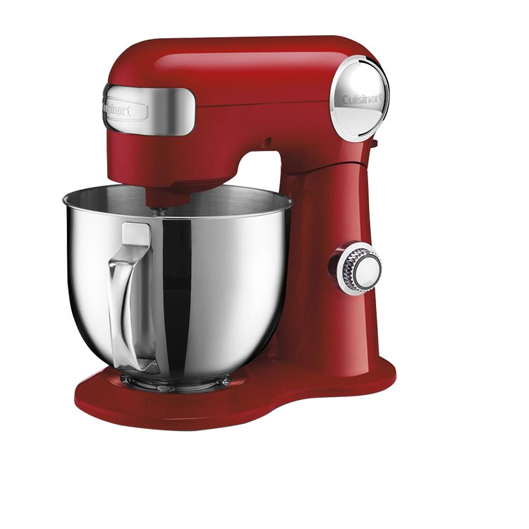 Cuisinart Precision Master Stand Mixer Red