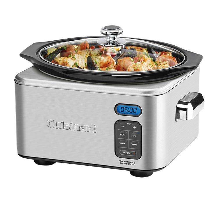 Cuisinart Slow Cooker 6L Programmable