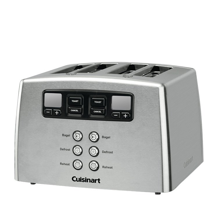 Cuisinart Stainless Steel 4 Slice Toaster Sale Now