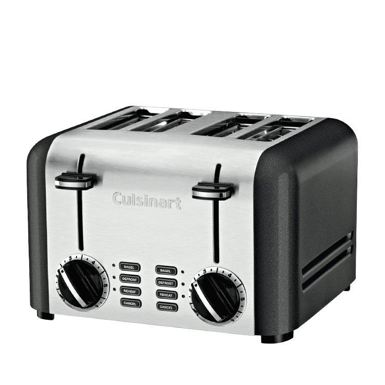 Cuisinart Titanium 4 Slice Toaster