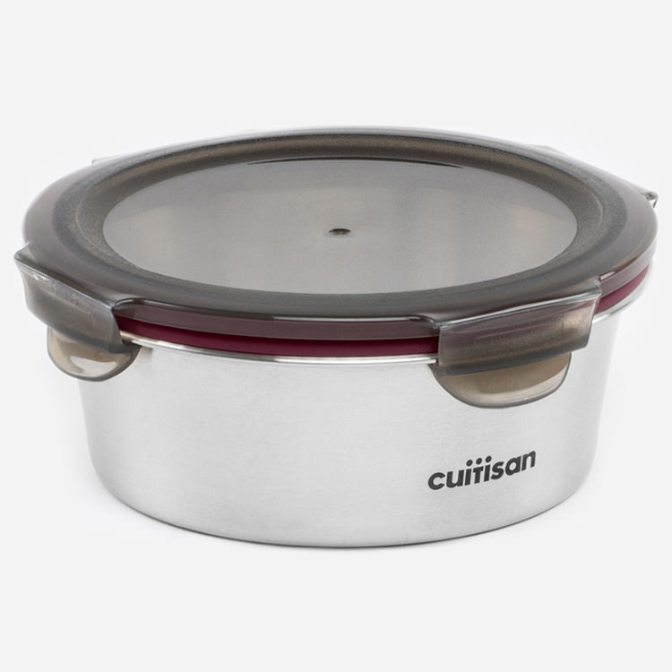 Cuitisan Flora Round Container 640ml