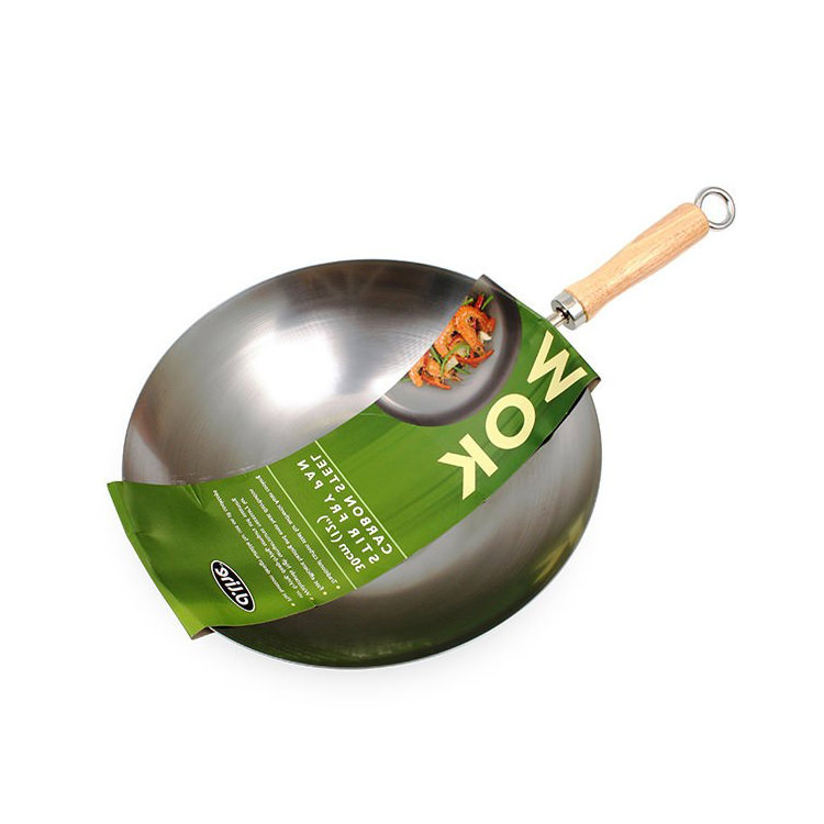 D.Line Carbon Steel Stir Fry Pan 30cm