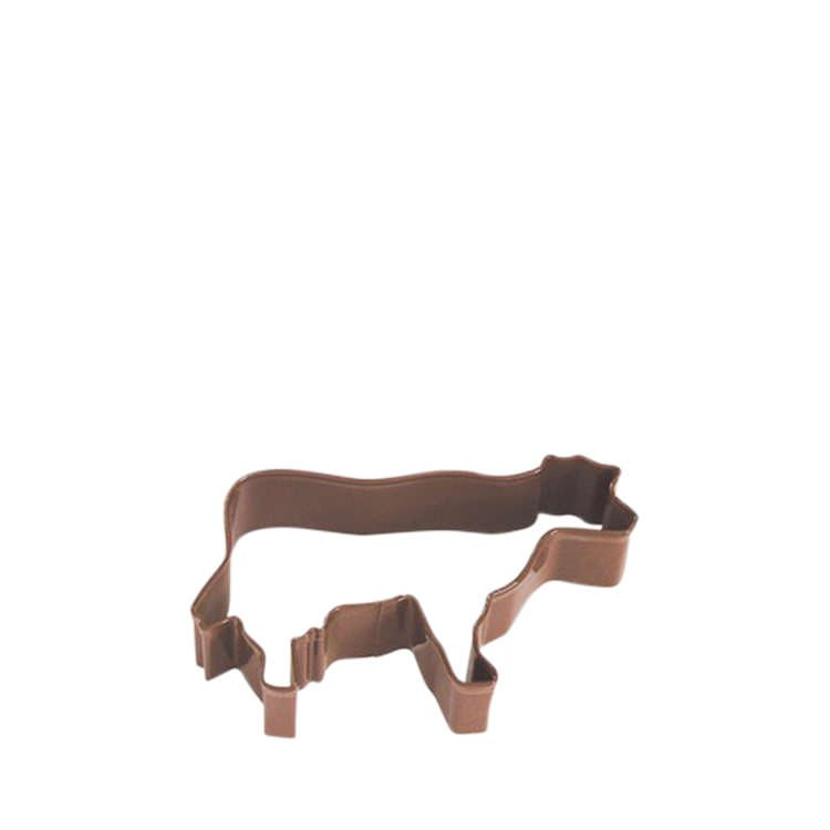 D.Line Cookie Cutter Cow 9.5cm