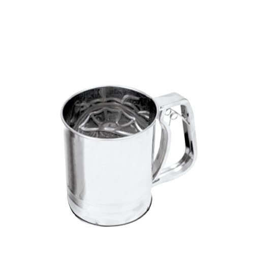 D.Line Flour Sifter Stainless Steel 5 Cup