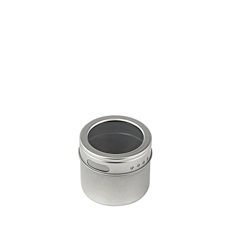 Appetito Magnetic Spice Can with Window