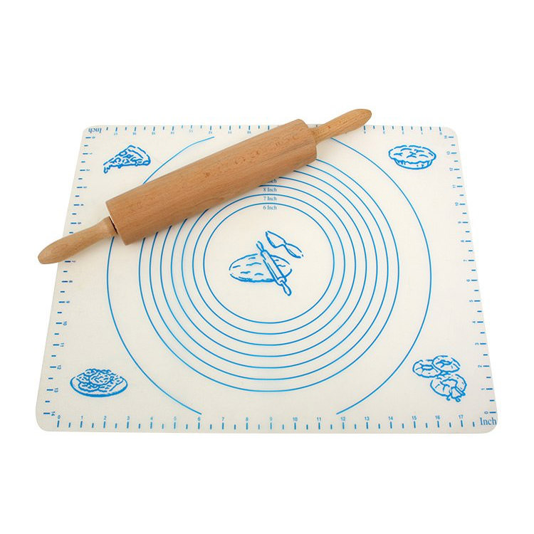 Appetito Silicone Pastry Mat 49.5 x 39cm