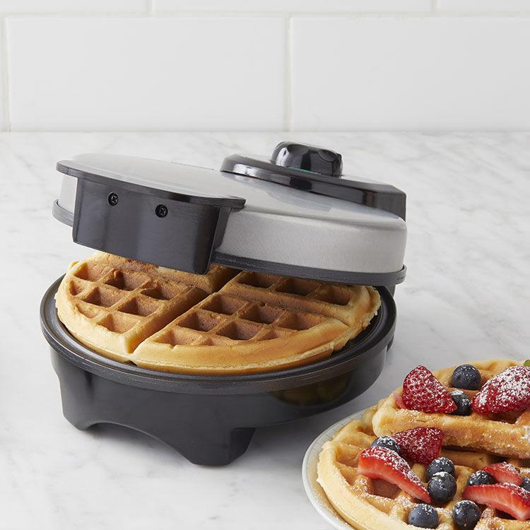Davis & Waddell Electric Non-Stick Waffle Maker