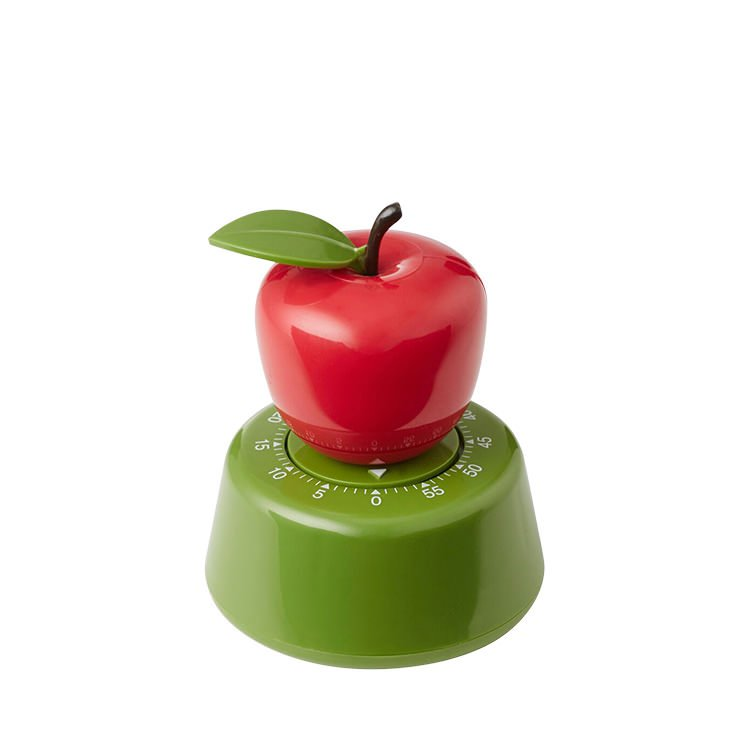 Davis & Waddell Fresh Apple Mechanical Timer 60 Minutes