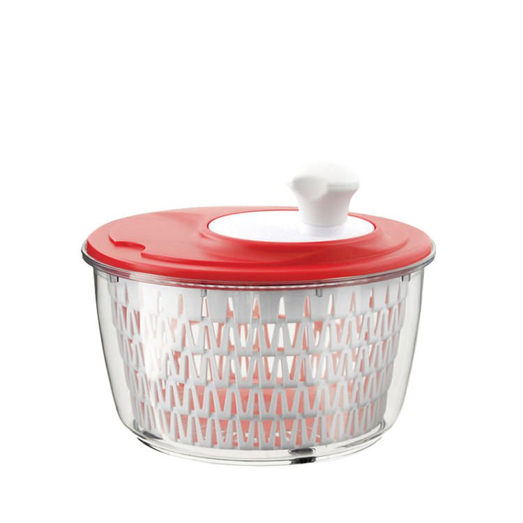 Davis & Waddell Fresh Salad Spinner Red