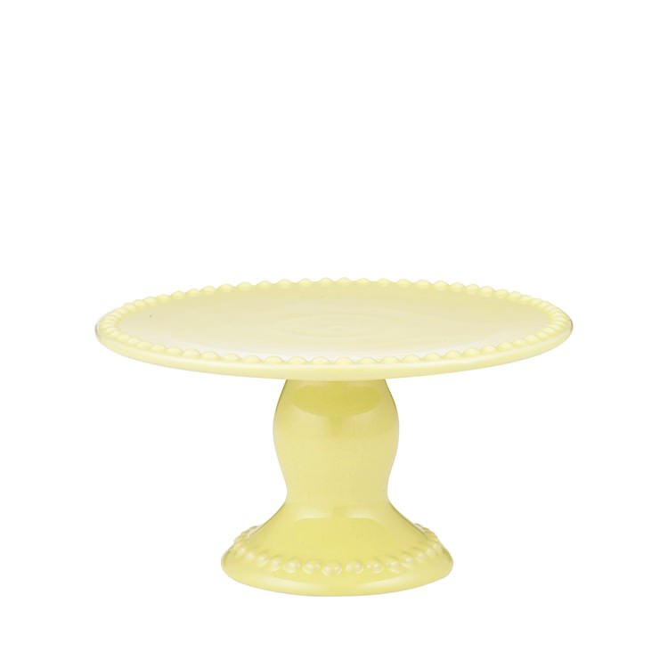 Davis & Waddell High Tea Cake Stand 20cm Lemon